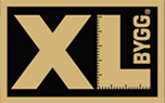 XL-Bygg Sørra logo